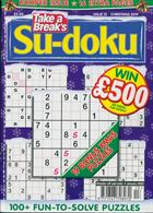Take A Break Sudoku Magazine Issue NO 13