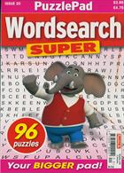Puzzlelife Wordsearch Super Magazine Issue NO 20