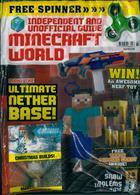 Minecraft World Magazine Issue NO 60