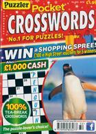 Puzzler Pocket Crosswords Magazine Issue NO 432