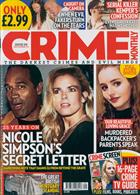 Crime Monthly Magazine Issue NO 9