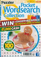Puzzler Q Pock Wordsearch Magazine Issue NO 204