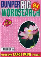 Bumper Big Wordsearch Magazine Issue NO 212