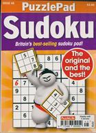 Puzzlelife Ppad Sudoku Magazine Issue NO 45