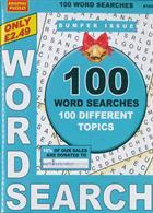 Brainiac Wordsearch Magazine Issue NO 104