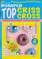 Bumper Top Criss Cross Magazine Issue NO 138