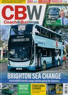 Coach And Bus Week Magazine Issue NO 1422