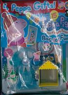 Peppa Pig Bag 0 Fun Magazine Issue NO 122
