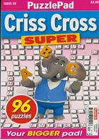 Puzzlelife Criss Cross Super Magazine Issue NO 20