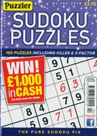 Puzzler Sudoku Puzzles Magazine Issue NO 190