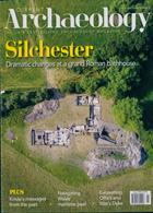 Current Archaeology Magazine Issue JAN 20