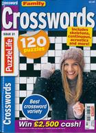 Family Crosswords Magazine Issue NO 21