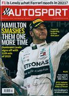 Autosport Magazine Issue 05/12/2019