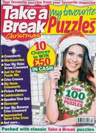 Tab My Favourite Puzzles Magazine Issue XMAS 19