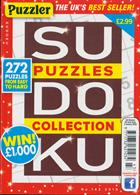Puzzler Sudoku Puzzle Collection Magazine Issue NO 143