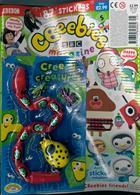 Cbeebies Magazine Issue NO 545