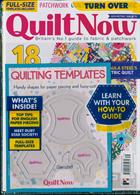 Quilt Now Magazine Issue NO 71