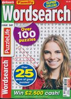 Family Wordsearch Magazine Issue NO 349