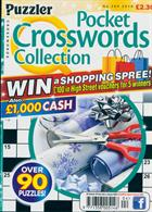 Puzzler Q Pock Crosswords Magazine Issue NO 204