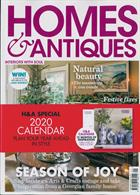 Homes & Antiques Magazine Issue JAN 20
