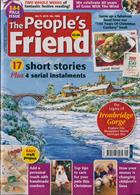 Peoples Friend Magazine Issue 07/12/2019