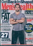 Mens Health Travel Size Magazine Issue JAN-FEB