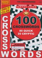 Brainiac Crossword Magazine Issue NO 104