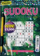 Puzzler Sudoku Magazine Issue NO 197