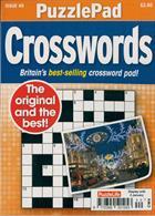 Puzzlelife Ppad Crossword Magazine Issue NO 40