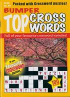 Bumper Top Crosswords Magazine Issue NO 89