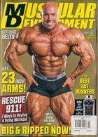 Muscular Development Usa Magazine Issue NOV 19