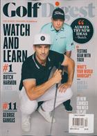 Golf Digest (Usa) Magazine Issue DEC-JAN
