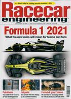 Racecar Engineering Magazine Issue JAN 20