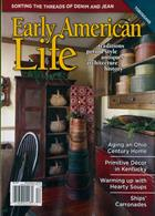 Early American Life Magazine Issue DEC 19