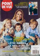 Point De Vue Magazine Issue NO 3726