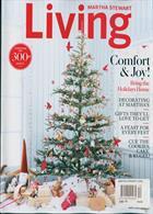 Martha Stewart Living Magazine Issue DEC 19