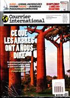 Courrier International Magazine Issue N1520-22