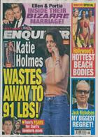 National Enquirer Magazine Issue 03/02/2020
