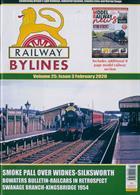 Railway Bylines Magazine Issue VOL25/3