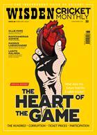 Wisden Cricket Magazine Issue FEB 20