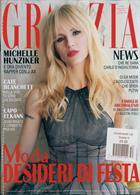 Grazia Italian Wkly Magazine Issue NO 52