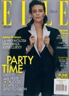 Elle Italian Magazine Issue NO 48