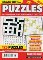Relax With Puzzles Magazine Issue NO 5