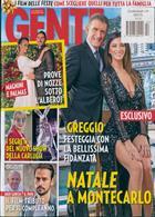 Gente Magazine Issue NO 50