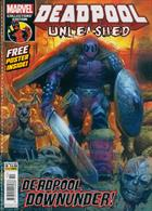 Deadpool Unleashed Magazine Issue NO 10