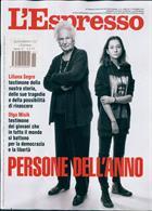 L Espresso Magazine Issue NO 51