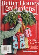 Better Homes And Gardens Magazine Issue DEC 19