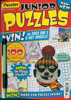 Puzzler Q Junior Puzzles Magazine Issue NO 258