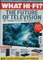 What Hifi Magazine Issue MAR 20