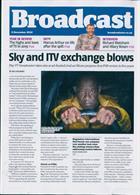 Broadcast Magazine Issue 06/12/2019